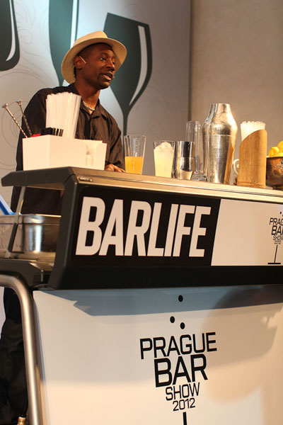 Ian Burrell presentation at Prague Bar Show 2012