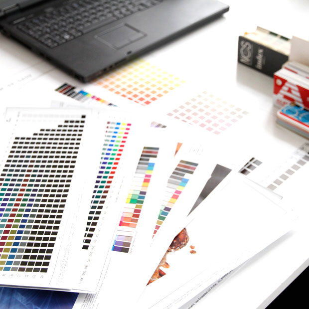 To guarantee color fidelity the right printer setup and monitor settings are essential
